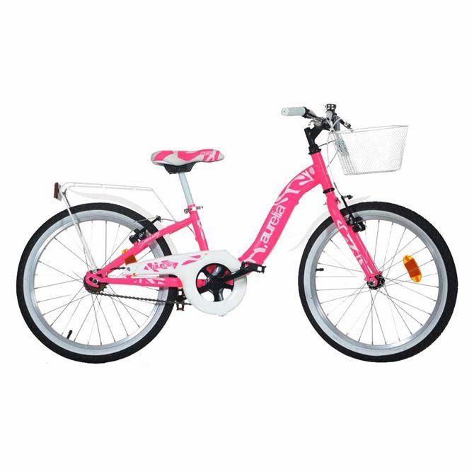Children's bike Aurelia 20 Pink