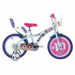 Lol Surprise 16 children's bike