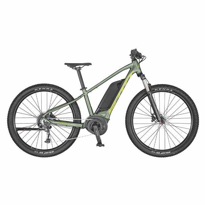 Electric bike Scott Roxter eRide 26