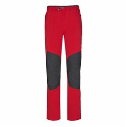Pantaloni da uomo da trekking Rock Experience Oxar - High risk red