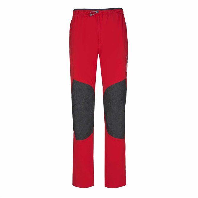 Pantaloni da uomo da trekking Rock Experience Oxar - High risk red
