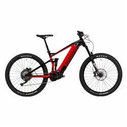 Bicicleta eléctrica Rossignol E-Track Trail Test