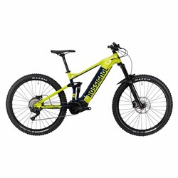 Bicicleta eléctrica Rossignol E-Track Trail 2 Test