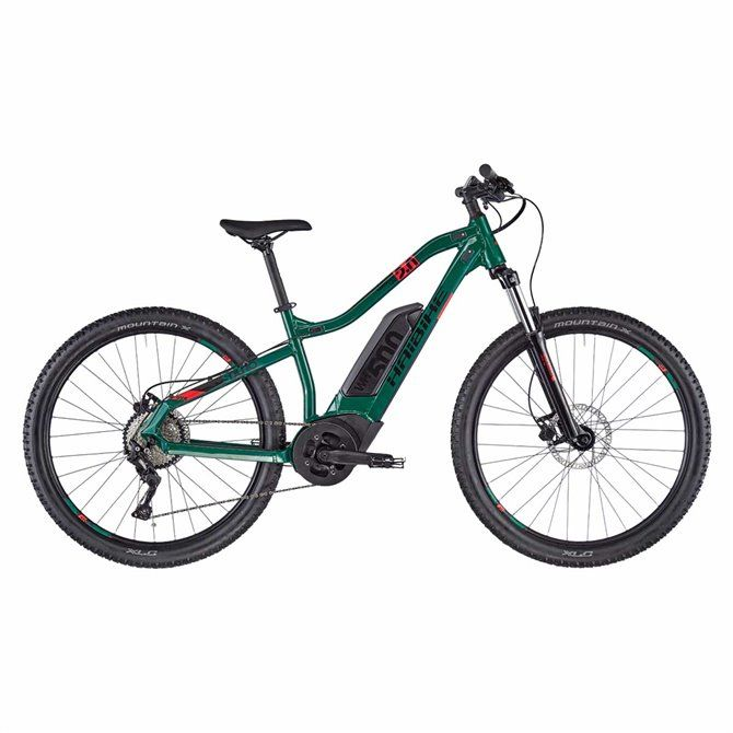 Bici elettrica da donna Haibike Sduro HardSeven Life 2.0 E-bike