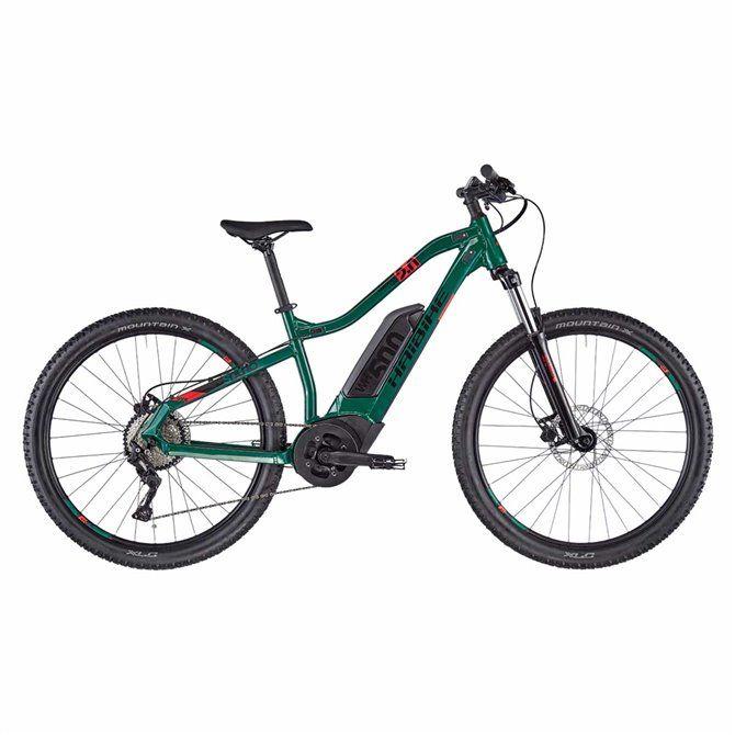 Bicicleta eléctrica para mujer Haibike Sduro HardSeven Life 2.0