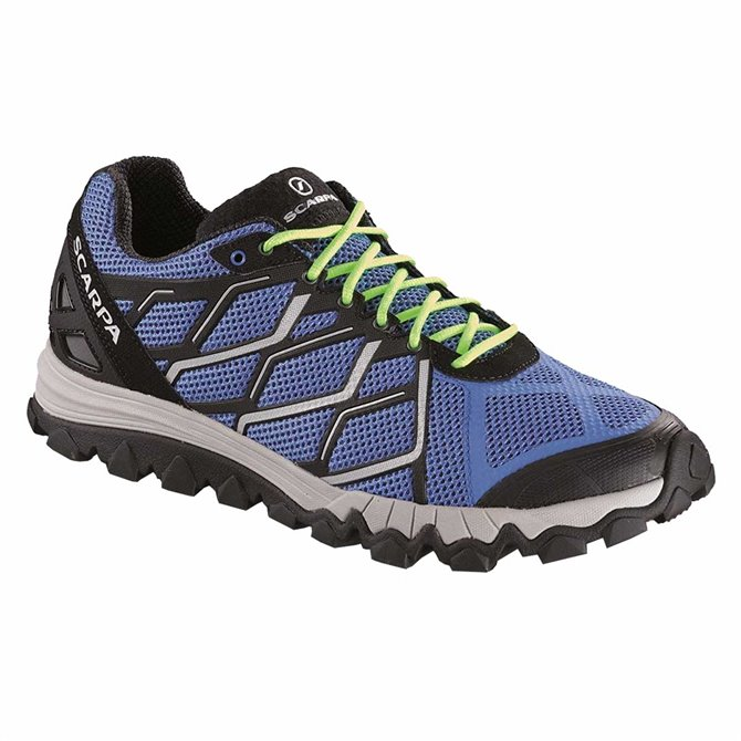 Chaussures trail running Scarpa Proton Homme