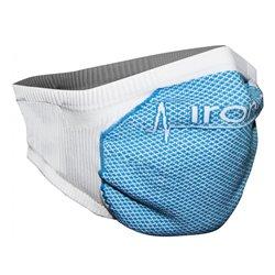 Mascherina facciale bianca Iron-Ic Performance Mask