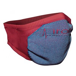 Red Iron-Ic Performance Mask mascarilla para niños