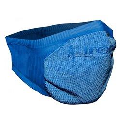 Mascherina facciale azzurra Iron-Ic Performance Mask