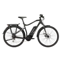 Bici elettrica Haibike Sduro Trekking 1.0 da uomo E-bike
