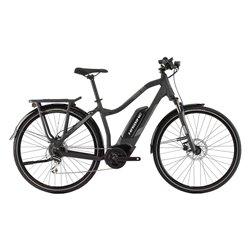 Bicicleta eléctrica de mujer Haibike Sduro Trekking 1.0