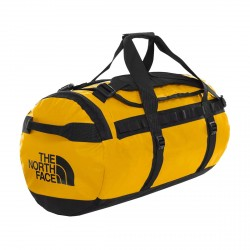 The North Face Base bag yellow-black Medium