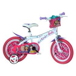 Barbie children's bike 16