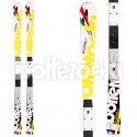 Ski Bottero Ski Gorba SL + fixations Vist V614 Free LTD + plaque WC Race 14 Alu