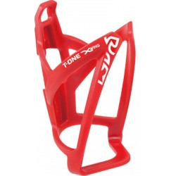 Supporto borracciaT-One X-Wing plastica rinforzata rosso nero