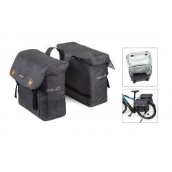 Borsa portapacchi per biciclette XLC Luxus Fingerprint