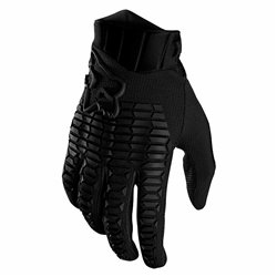 Defend Fox men's cycling gloves