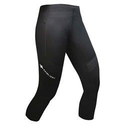 Pantaloncini da corsa femminili Raidlight 3/4 Responsiv