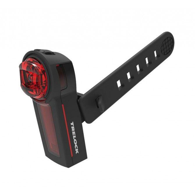 Batteria con luce LED luce posteriore Trelock
