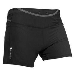 Pantaloncini da corsa maschili Raidlight Responsiv black