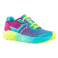 Scarpa trail running da donna Raidlight Responsiv pink-blue