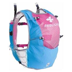 Zaino trail running da donna Raidlight Responsiv 12 blue-pink