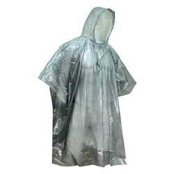 Poncho impermeable Raidlight para adultos
