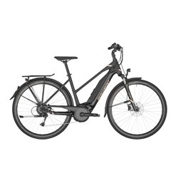 Bicicleta eléctrica urbana Bergamont E-Horizon 6 500 para mujer test