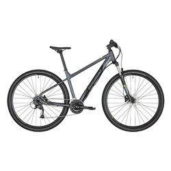 Mountain bike Bergamont Revox 3 Silver Blue Mountain bike