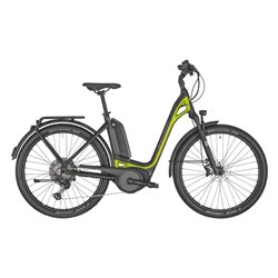Bicicleta eléctrica de ciudad Bergamont E-ville Suvtest