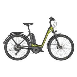Vélo de ville électrique Bergamont E-ville Suv test