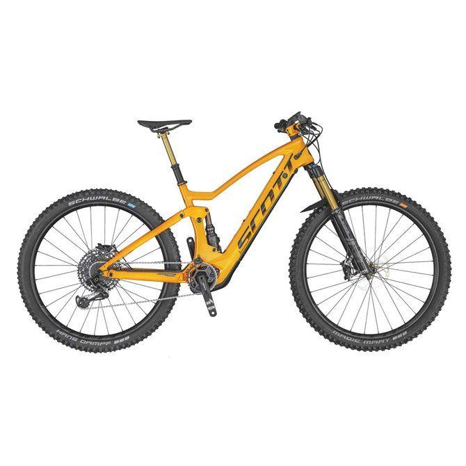 Mtb elettrica Scott Genius eRide 900 Tuned E-bike