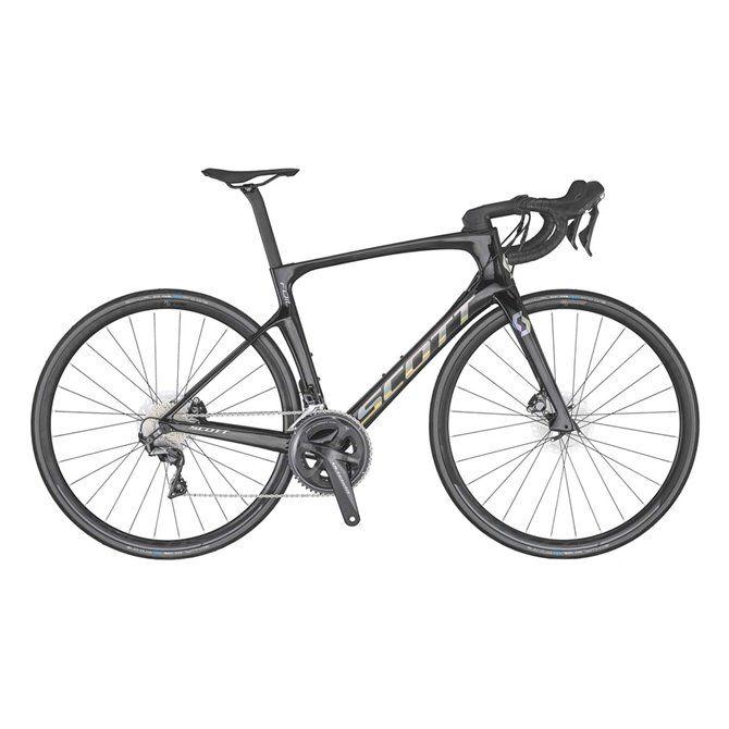 Bici da corsa Scott Foil 20 nero