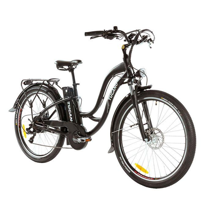 City bike elettrica Tucano Monster X Road LTD E-bike