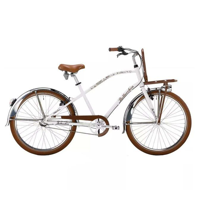 City Bike Bottecchia 265 Urban Town bianco opaco