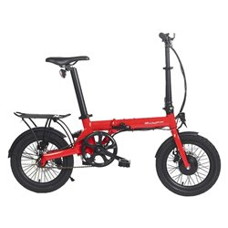 E-BIKE PIEGHEVOLE SWYFF SINGLE SPEED 16""