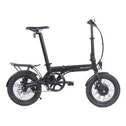 Bicicleta eléctrica plegable Swyff Aero 16 como adulto