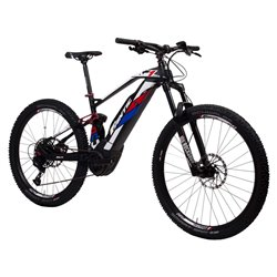 Mtb elettrica Fantic XF1 Integra 150 Trail