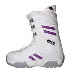 Chaussures de snowboard soft pour les femmes Bottero Ski St Gear