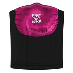 Neck warmer Energia Pura Fluid with integrated adult mask