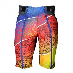 Ski pants Energiapura Peace & Love
