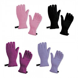 gloves Astrolabio junior fleece