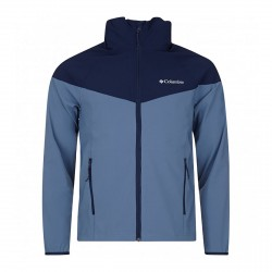 Softshell Columbia Heather Canyon da uomo