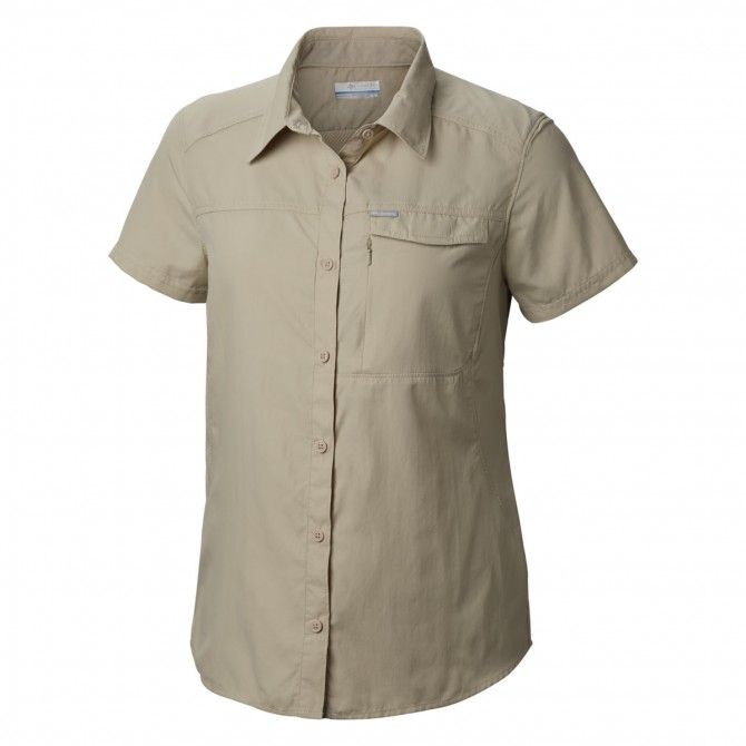 Camicia Columbia Siver Ridge White