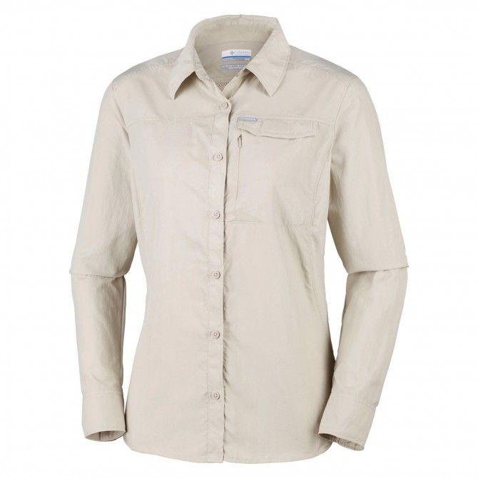 Camicia a maniche lunghe Columbia Silver Ridge 2.0 da donna