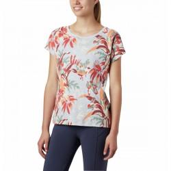 T-shirt Columbia High Dune Cirrus Grey, Le