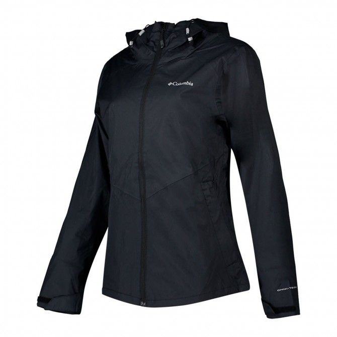 Giacca Columbia Inner Limits Black