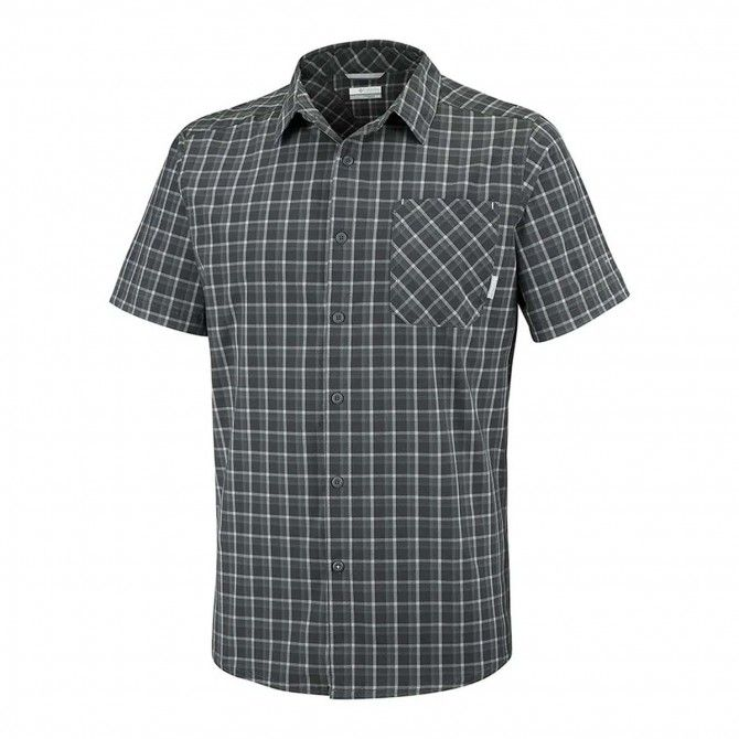 Camicia Columbia Triple Canyon Columbia Grey M