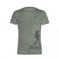 T-shirt trekking da uomo Montura Walk