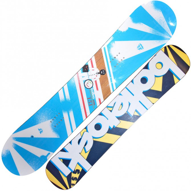 snowboard Bottero Ski Scratch